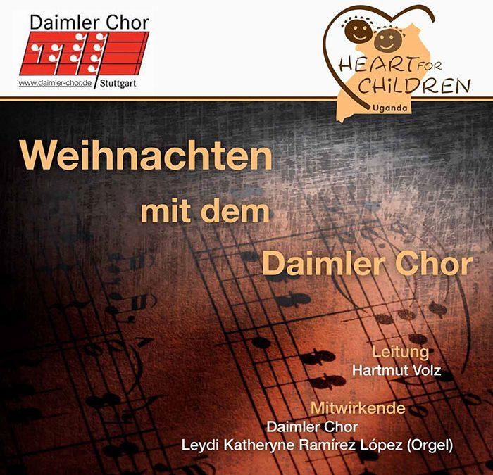 Weihnachten mit dem Daimler Chor