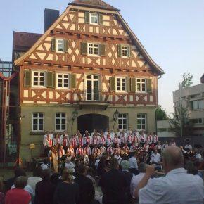 Konzert in Welzheim